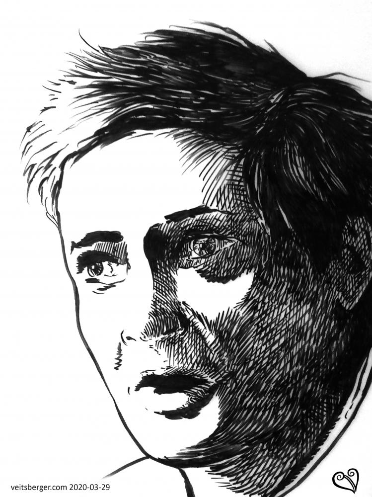 Oskar Werner by veitsberger